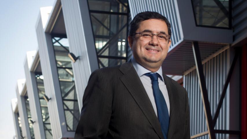 Enrique Corral, director general de la FLC